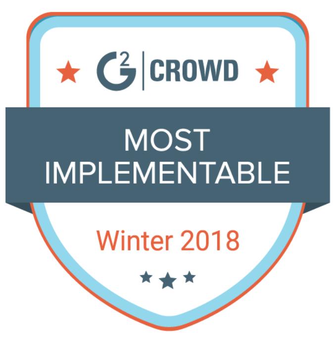 DocSend Most Implementable Sales Enablement Software