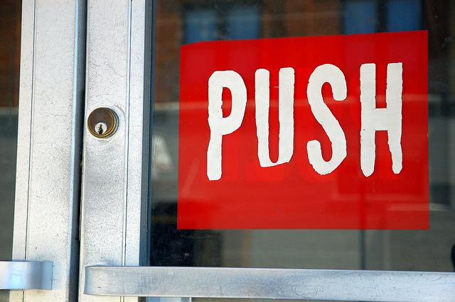 push based lead distro