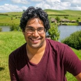 Startup founder Sahil Mansuri, Bravado
