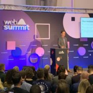 Russ Heddleston at Web Summit