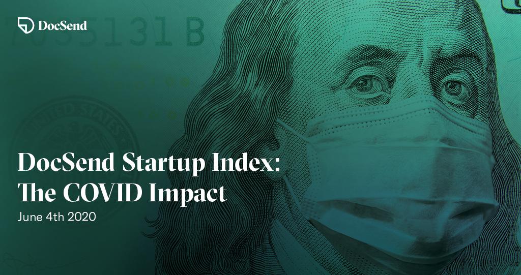 DocSend Startup Index startup founder survey