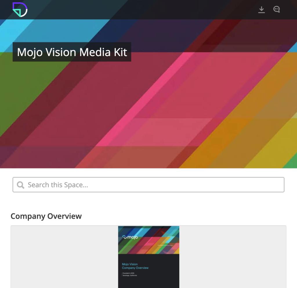 Mojo's DocSend Media Kit