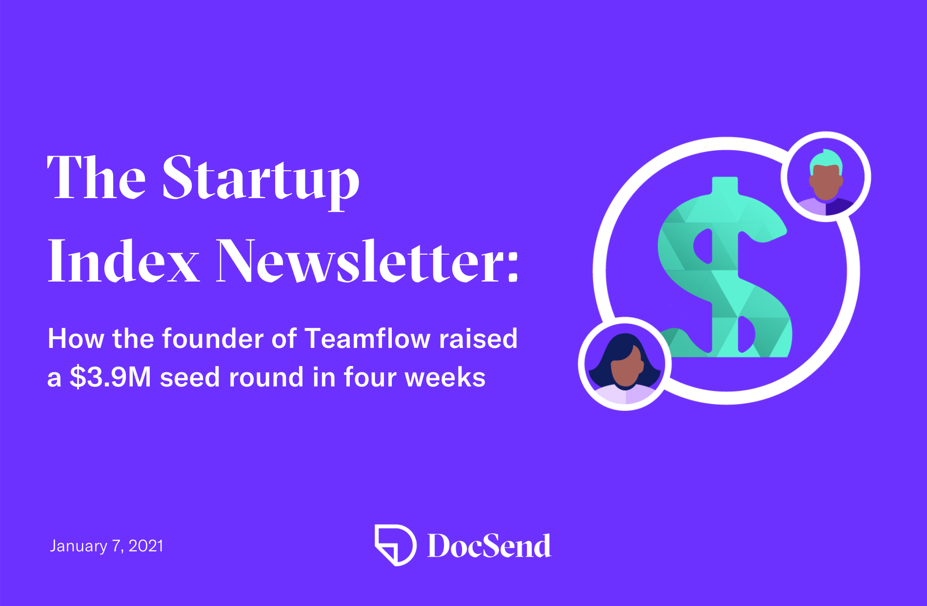 startup index newsletter florent crevillo teamflow founder