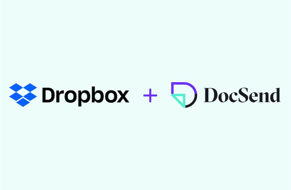 Dropbox + DocSend